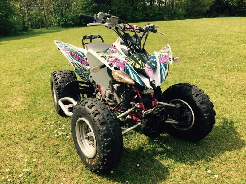 Yamaha raptor 250 2009 in witham essex gumtree for Yamaha raptor 250 price