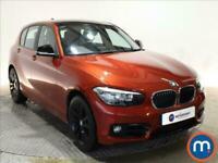 2018 BMW 1 Series 120d Sport 5dr [Nav-Servotronic] Hatchback Diesel Automatic