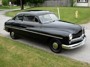 1949 MERCURY MONARCH COUPE NEW GROUND UP RESTORED THE BEST