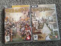 PCs games