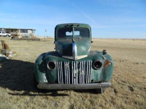 1942-46 Jailbar Ford 3 ton