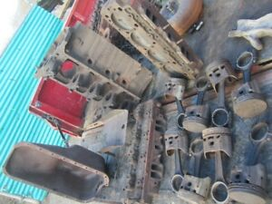 1956 Cadillac 365 cid engine parts