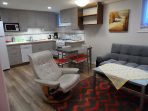Nice one bedroom suite w. two bathrooms for rent in Avenues