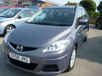 MAZDA 5 TS2,2.0 DIESEL,2009(59),7 SEATER,6 SPEED,45+MPG,
