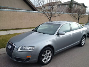 07 A6 No Accidents+Extra Winter Tires/Rims $1000 Towards Finance