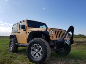 2013 Jeep 2dr ** MOTIVATED SELLER**