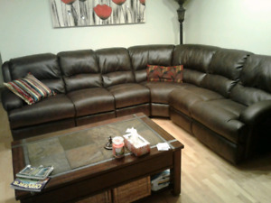 ELECTRIC RECLINER SECTIONAL