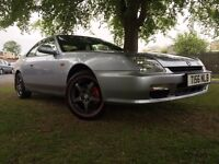 Honda prelude , very clean example , £1000s spent on it , full years mot