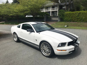 2009 Ford Mustang  Coupe V6 Very low KMs Excellent Condition