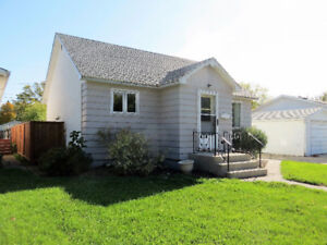 2+2 BR Home, single Garage, Fenced Yard in Portage la Prairie