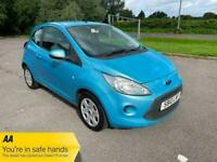 DIRECT FROM THE MAIN AGENT FORD KA 1.2 EDGE 3 DR HATCHBACK 2010 NEW SHAPE