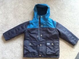 Joules Waterproof Coat 3yrs (check junk email for response to messages)