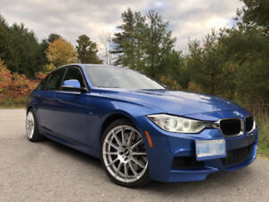 BMW 2014 335i xDrive AWD **Original Owner--Excellent condition**