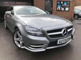 Mercedes-Benz CLS Class Cls250 Cdi Blueefficiency Amg Sport DIESEL 2014/14