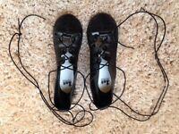 Highland Dance Shoes size 12 1/2