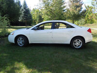 2005 Pontiac G6, Certified and E-Tested!