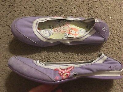 NIB Tokidoki Lavender Ballet Flats 38 7.5