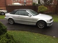 2002 Bmw convertible 2.2ltr