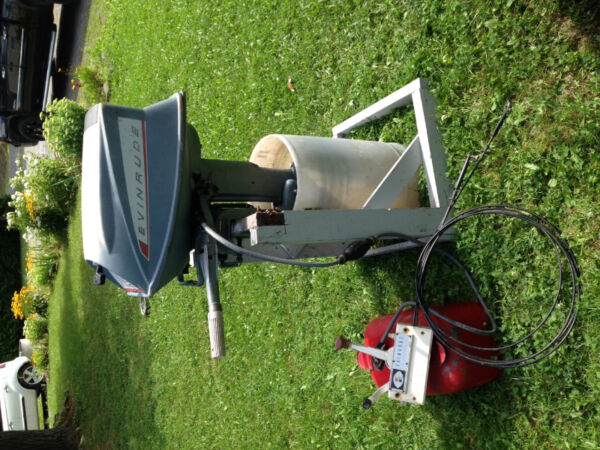Used 1967 Evinrude Fastwin