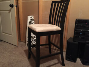 Tall bar stool or desk chair