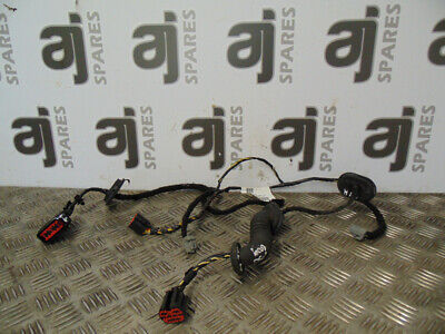 VOLVO V50 DRIVERS SIDE REAR DOOR WIRING LOOM (SOME MARKS) 30786442 2009