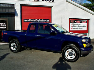 2009 Chevrolet Colorado 4WD with only 43,351kms !!!!!!!