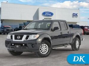 2014 Nissan Frontier SV  w/Bluetooth, Box Cover, and More!