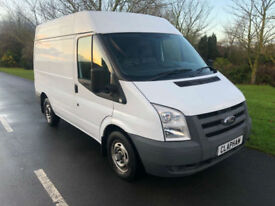 2011 11 FORD TRANSIT T280 2.2TDCI SWB MEDIUM ROOF 1 OWNER ANY UK DELIVERY NO VAT