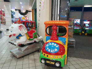Kiddie Ride for sale (Train)