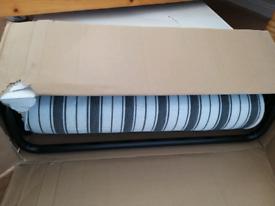 Folding bed single Argos