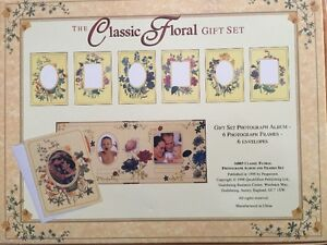 PHOTO ALBUM & FRAME GIFT SET (NEW IN PACKAGE)