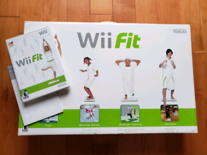 Wii Fit Balance Board REDUCED
