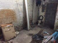 Garage/storage unit To Let -North Shields NE29 7BJ