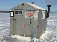 8x6 Ice Fishing Shack