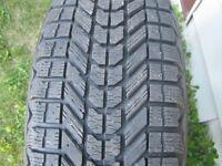 4 pneus hiver 225 60 18
