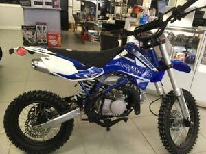 125cc apollo dirt bike