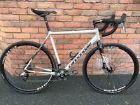 Cannondale cx bike