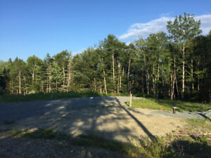 VACANT LOT IN SHEET HARBOUR - CLEARED/DRILLED WELL