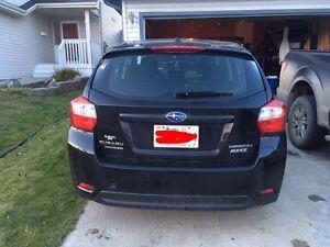 2015 Subaru Impreza lease take over  Edmonton Edmonton Area image 5