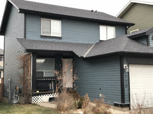 Family Home For Rent In Airdrie Avail Mar 1 18