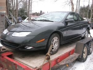 Parting Out 2001 Saturn S series