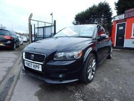 2007 Volvo C30 2.0D SE Sport 3dr 12 months mot,Warranty,Finance available,Px ...