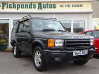 1999 Land Rover Discovery 2 2.5 TD5 GS Station Wagon 5dr (5 Seats)