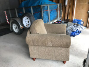 Couche and love seat