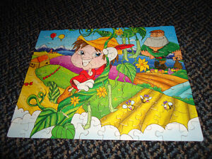 Jack and the Beanstalk Puzzle~~100 Pieces! Kingston Kingston Area image 1
