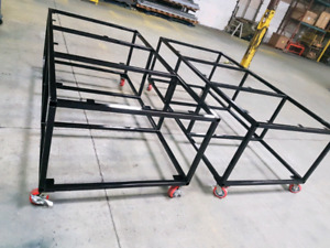 Metal table frame for sale