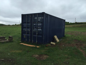 20ft sea container (like new)