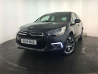 2014 CITROEN DS4 DSTYLE HDI DIESEL 1 OWNER FROM NEW FINANCE PX WELCOME