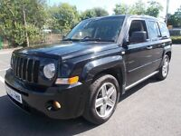 Jeep Patriot 2.0 CRD LIMITED (black) 2007