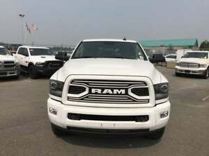 2018 RAM 3500 Laramie Mega Cab